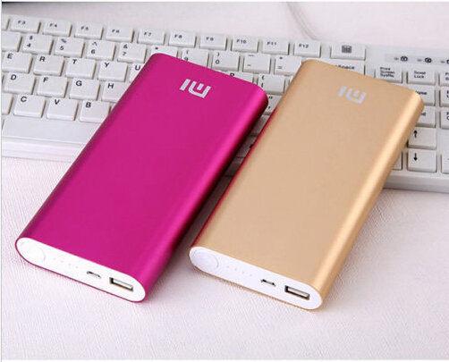 Фото 10 - Портативный аккумулятор Power bank Xiaomi 16000 mAh 2 USB