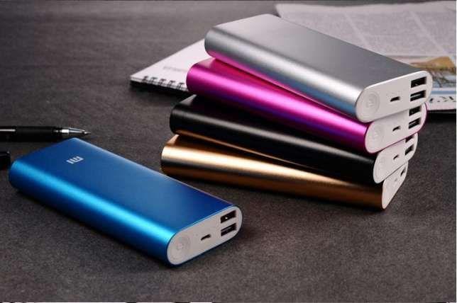 Фото 2 - Портативный аккумулятор Power bank Xiaomi 16000 mAh 2 USB