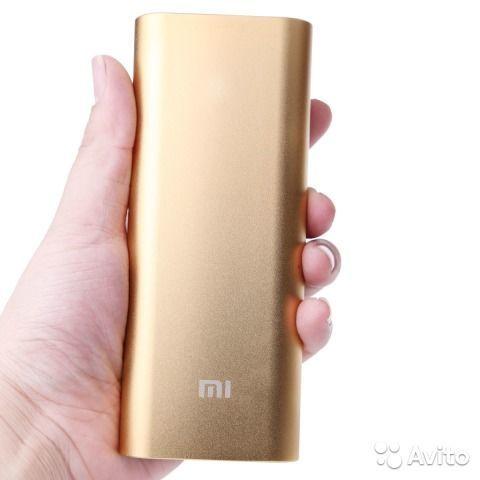 Фото 5 - Портативный аккумулятор Power bank Xiaomi 16000 mAh 2 USB