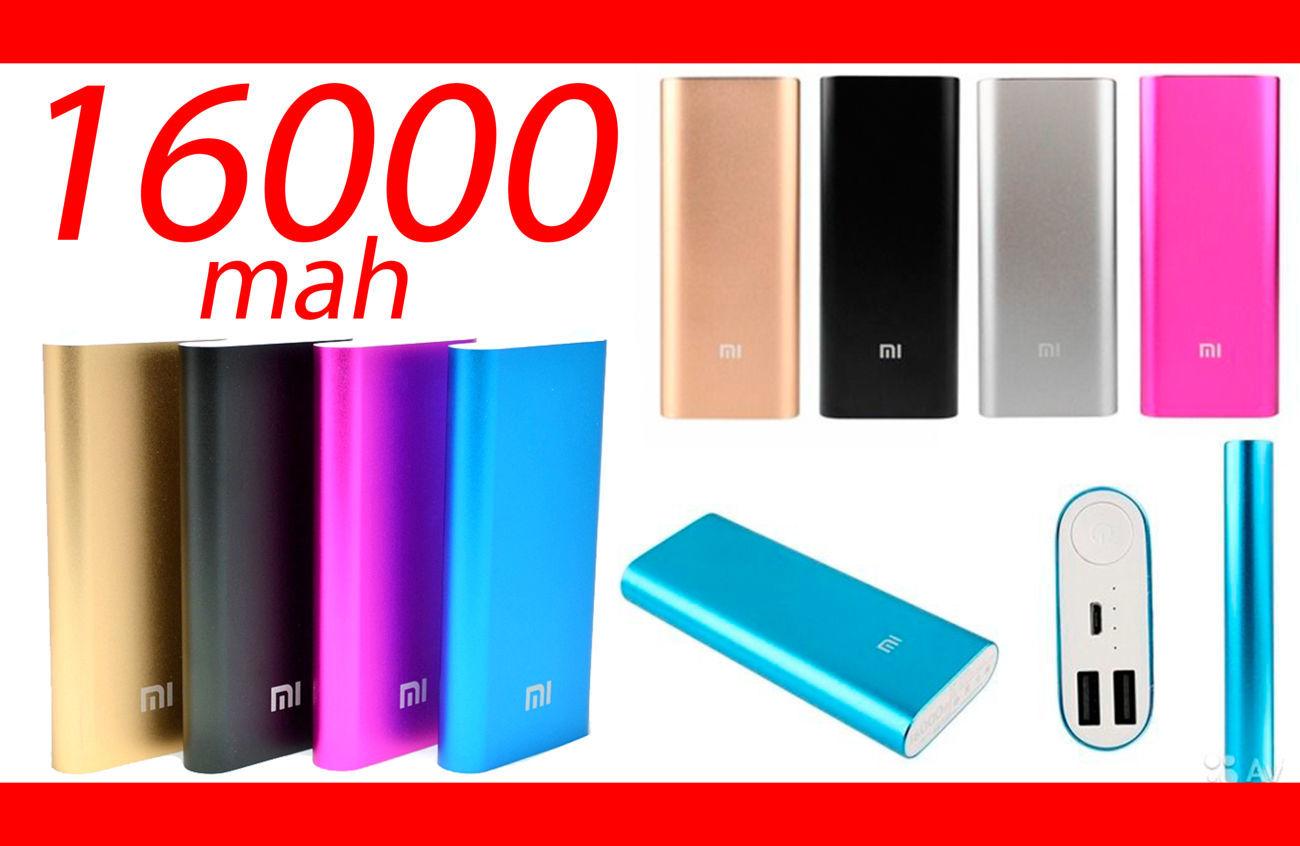 Фото - Портативный аккумулятор Power bank Xiaomi 16000 mAh 2 USB