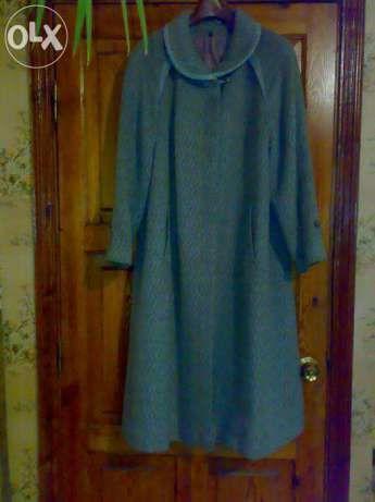Фото - Продам пальто из шерсти ламы