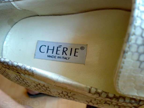 Фото 3 - Итальянские туфли размер 39