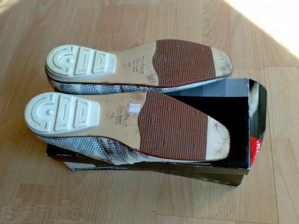 Фото 2 - Итальянские туфли размер 39