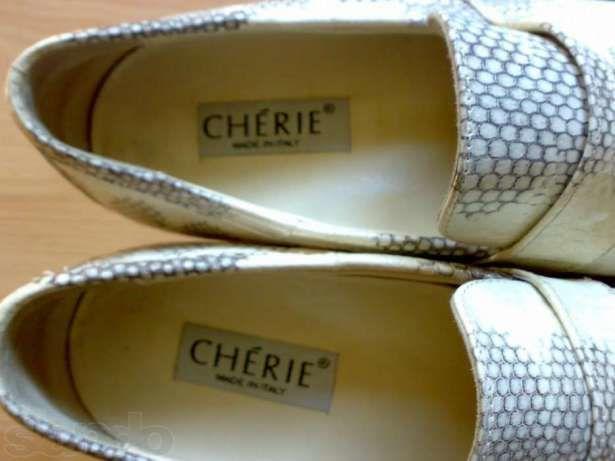 Фото 5 - Итальянские туфли размер 39