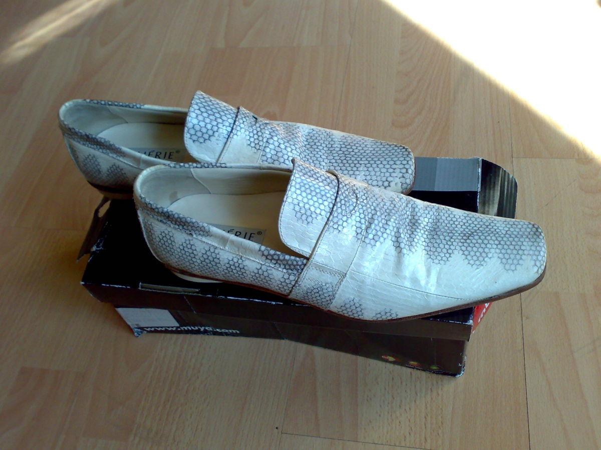 Фото - Итальянские туфли размер 39