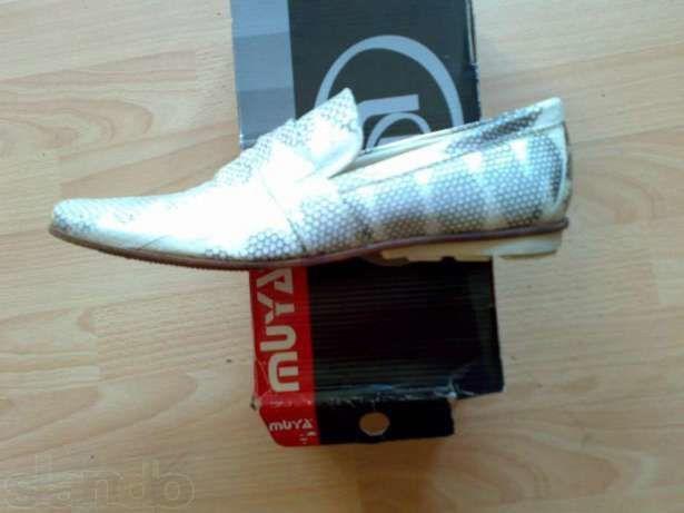 Фото 6 - Итальянские туфли размер 39
