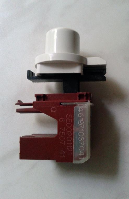 Фото - Кнопка смены режимов для стиральной машины Whirlpool.