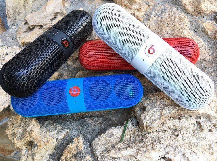Фото 4 - Портативная музыкальная колонка Beats Pill Bluetooth 5-8 часов звучани