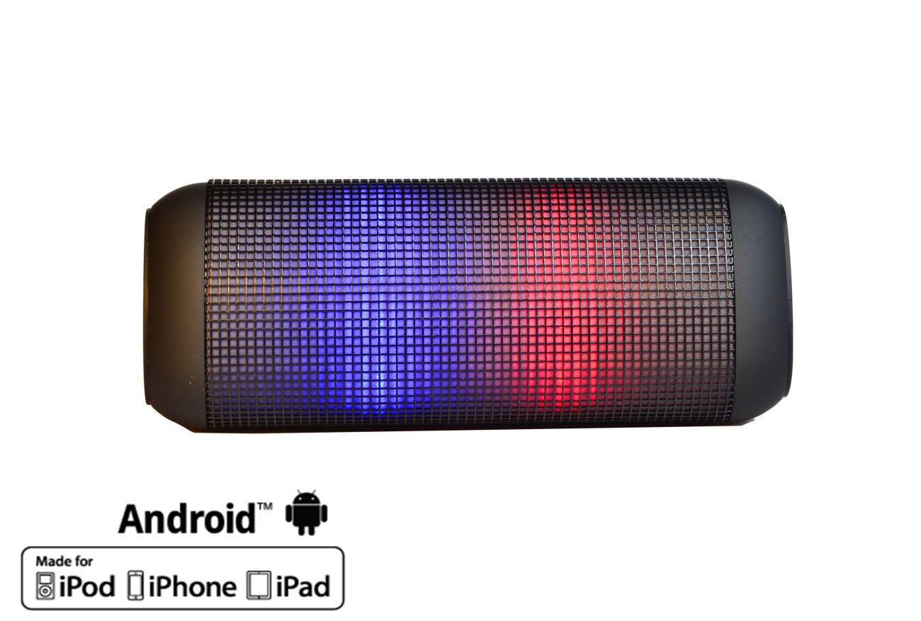 Фото 5 - Колонка JBL Pulse Аналог 5W Bluetooth Mp3 MicroSD USB 3000mAh