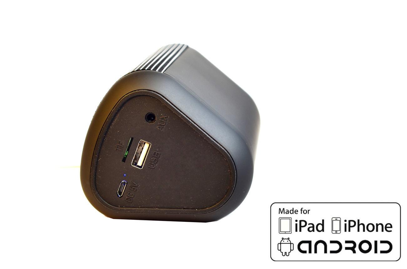 Фото 6 - Колонка JBL Pulse Аналог 5W Bluetooth Mp3 MicroSD USB 3000mAh