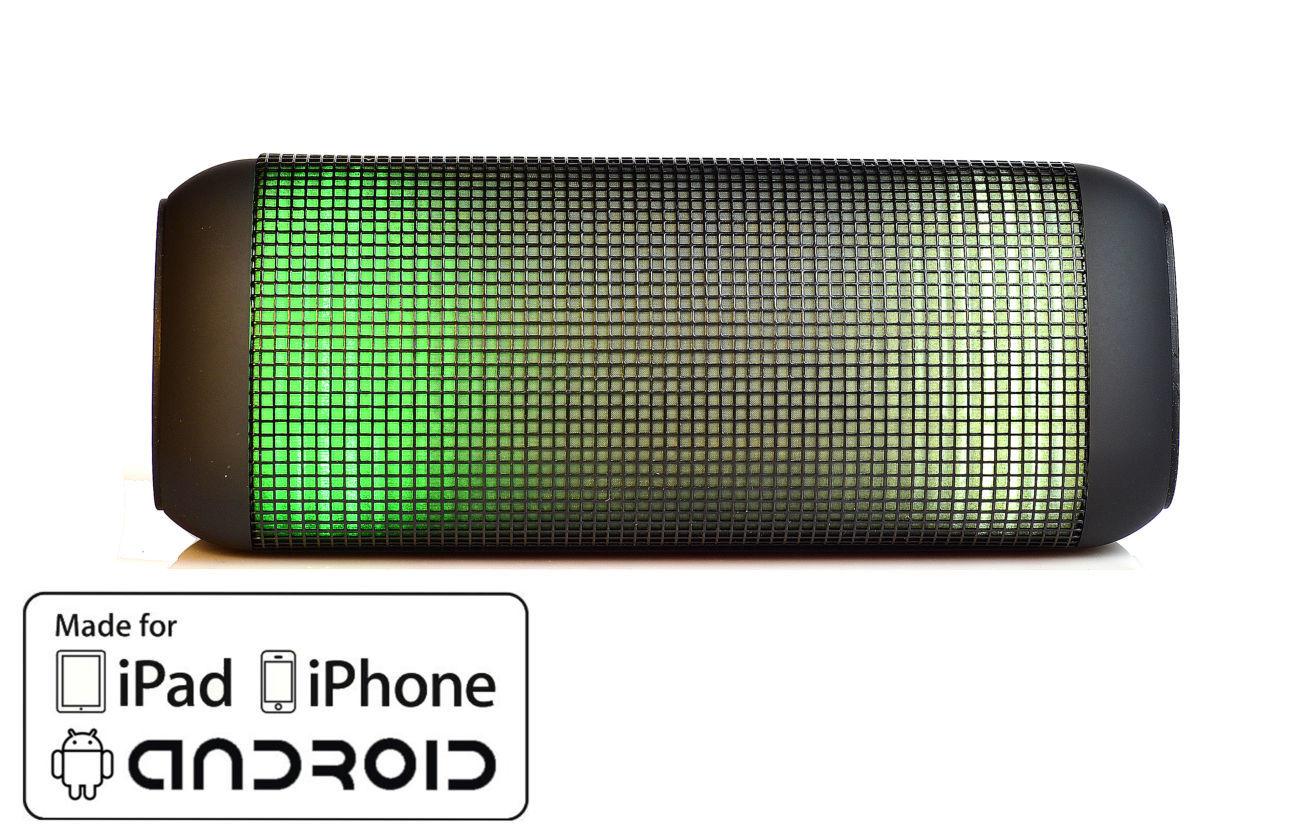 Фото 7 - Колонка JBL Pulse Аналог 5W Bluetooth Mp3 MicroSD USB 3000mAh