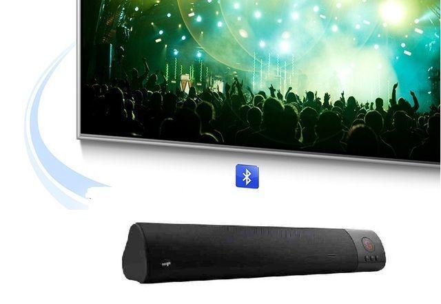 Фото 3 - Soundbar колонка Beats Mega Xl c Bluetooth, FM, USB! Звук-бомба 12 ВТ