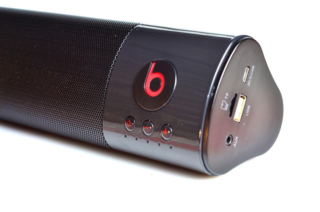 Фото 5 - Soundbar колонка Beats Mega Xl c Bluetooth, FM, USB! Звук-бомба 12 ВТ