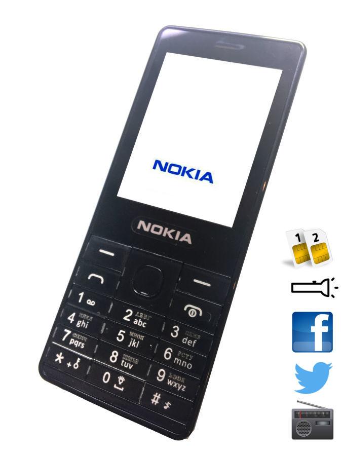 Фото 2 - Новый 2 SIM мобильный телефон Nokia 515 Русифицирован Bluetooth Радио