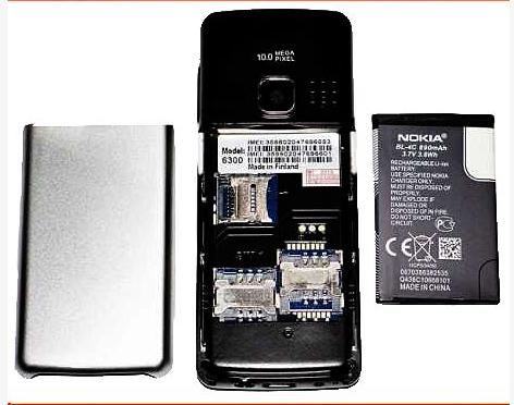 Фото 2 - Nokia 6300 Новый 2 SIM. Оплата при получении Руссифициров