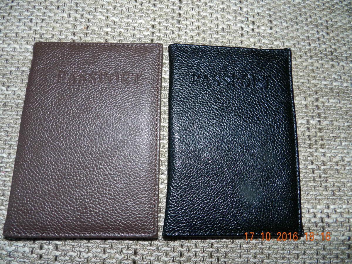 Фото 2 - обкладинка для паспорт