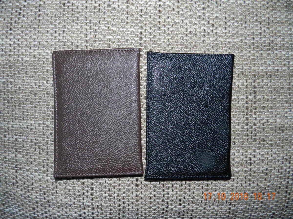 Фото 3 - обкладинка для паспорт