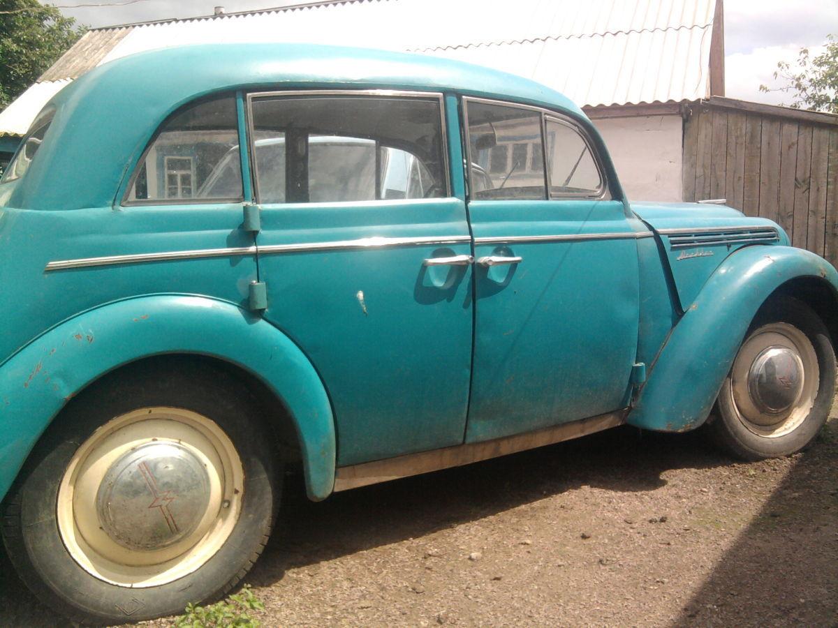 Фото 3 - Продаю легендарный-ретро автомобиль отечественного автопрома