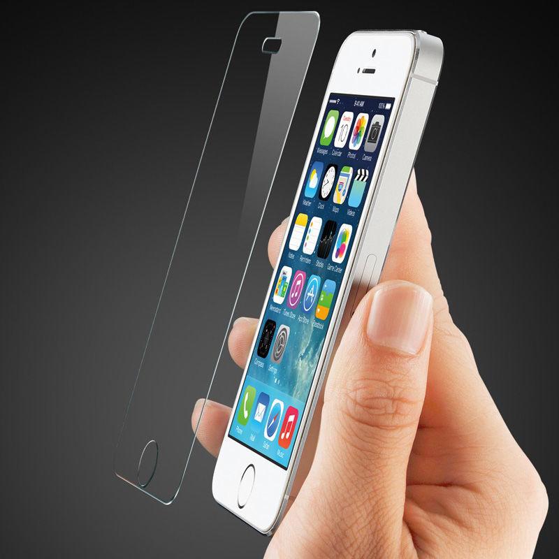 Фото 4 - Защитное стекло на iPhone 4/4s/5/5S/5C/6/6+ Качество