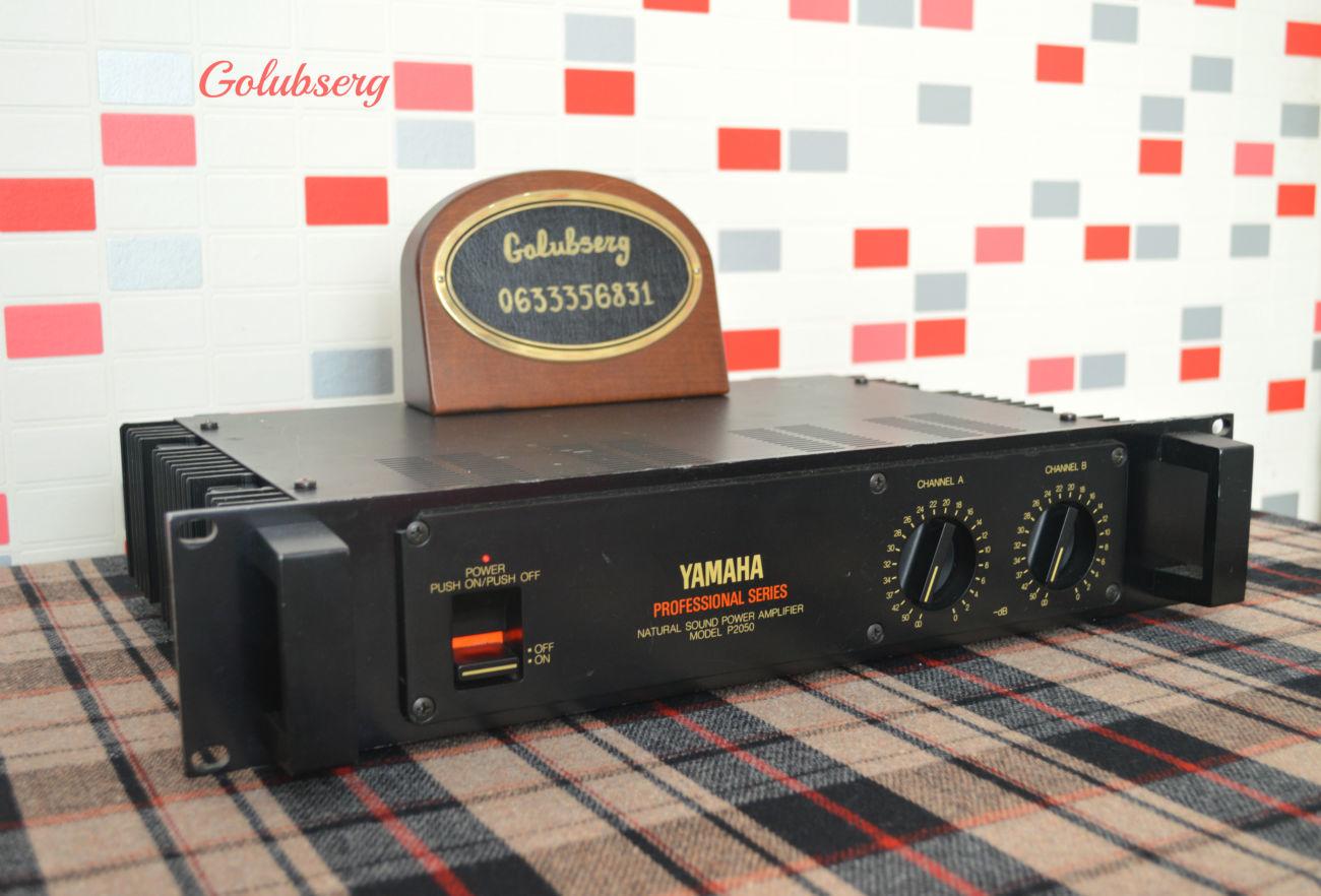 Фото - Yamaha P2050 !Легендарный студийный эталон!Настоящий Hi-End!1977 год!