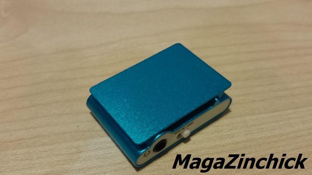 Фото 6 - MP3 плеер на клипсе МР3 player, аудиоплеер microSD копия Ipod