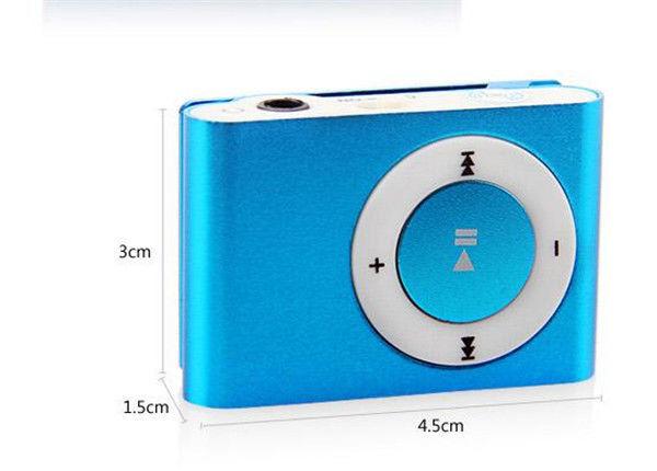 Фото - MP3 плеер на клипсе МР3 player, аудиоплеер microSD копия Ipod