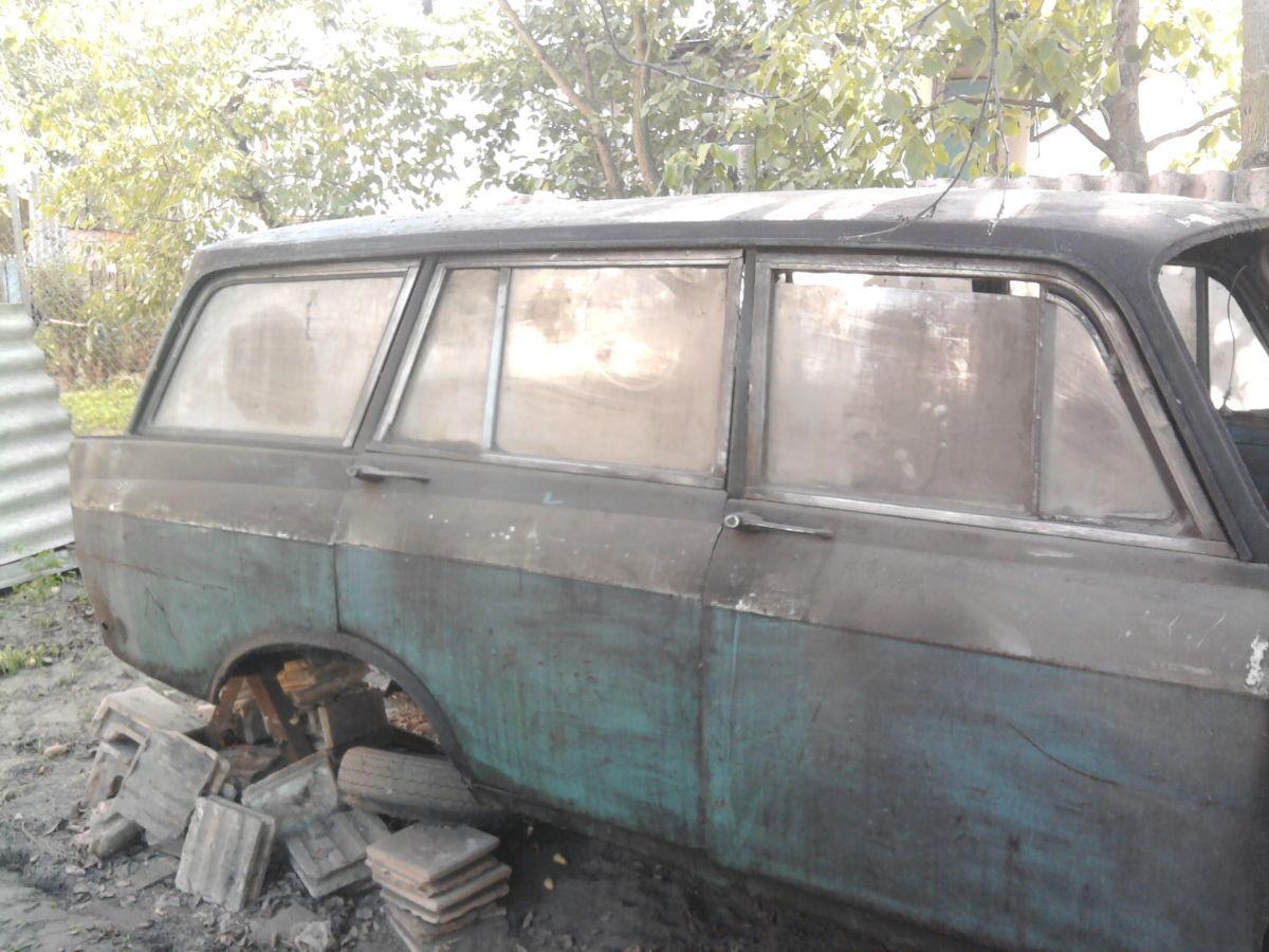 Фото - Продам кузов москвича 427 в отличном состоянии для фанатов етой марки