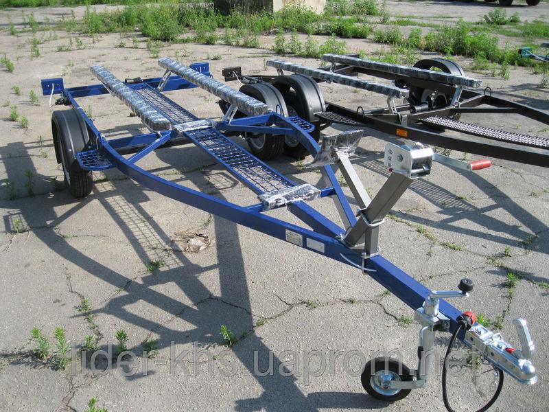 Фото 2 - Лидер лафет для перевозки ПВХ лодок 4.80м