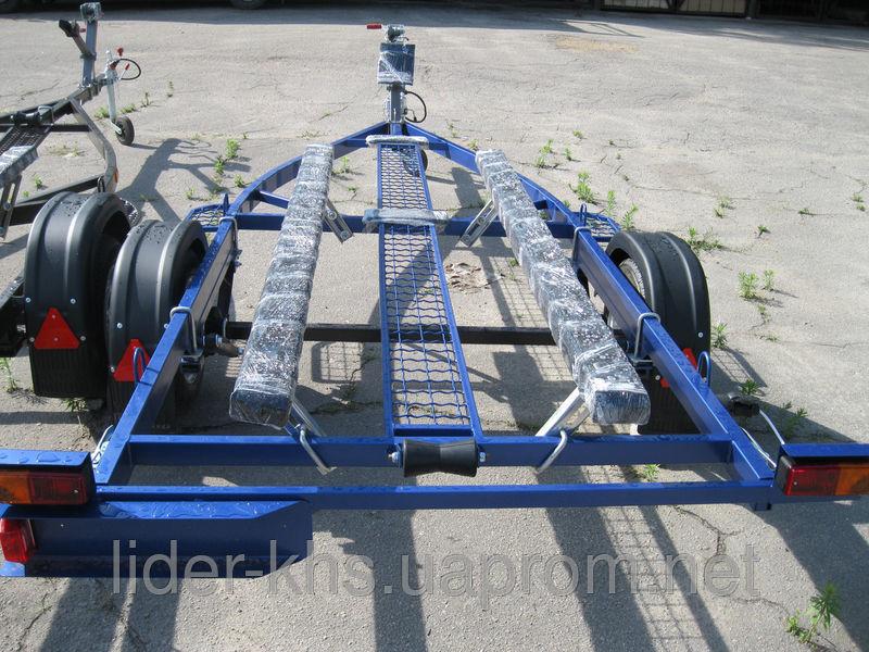 Фото 4 - Лидер лафет для перевозки ПВХ лодок 4.80м