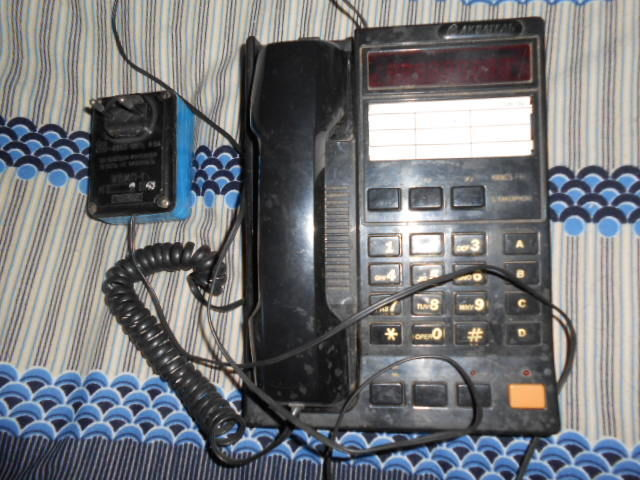Фото 7 - Многофункциональный  телефон с автоматическим определителе