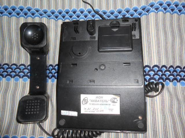 Фото 5 - Многофункциональный  телефон с автоматическим определителе