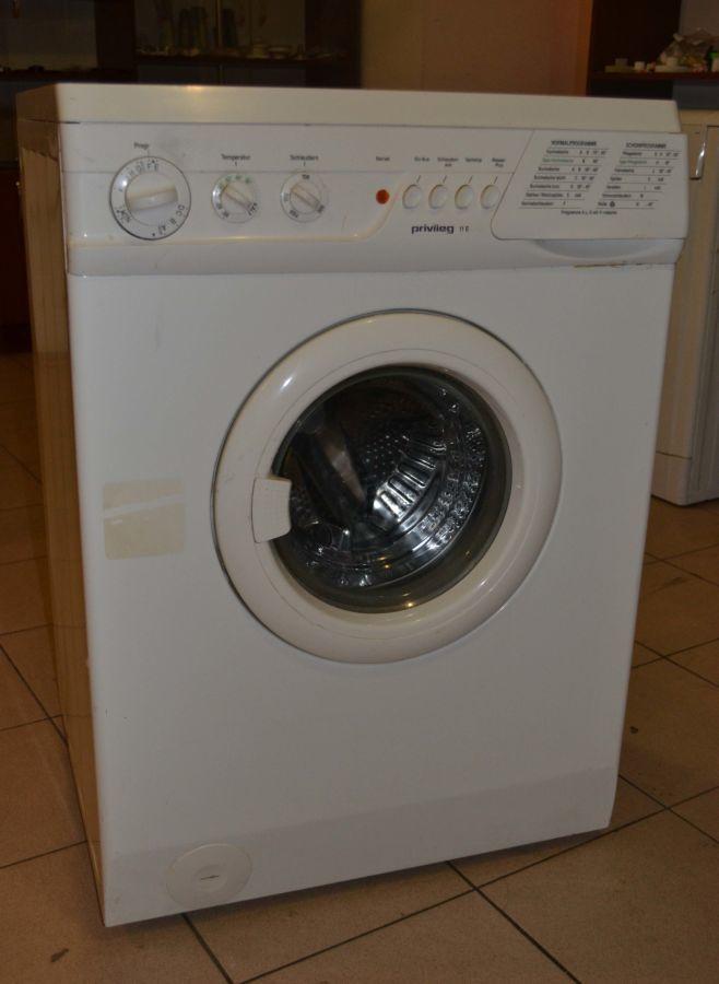 Фото - стиральная машина, машинка б у privileg 11 E