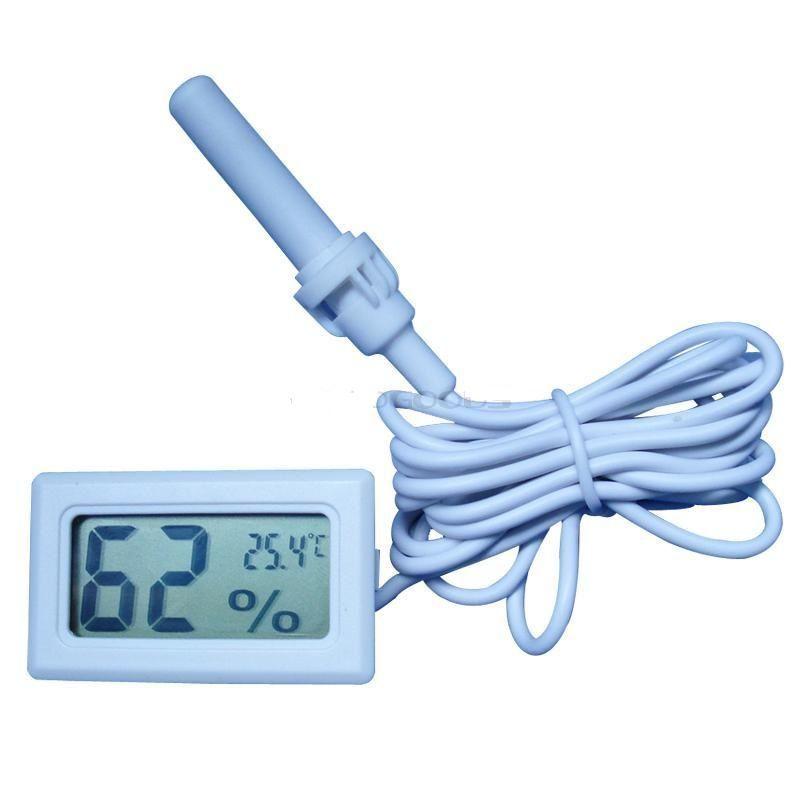 Фото 2 - Термометр с гигрометром и выносным датчиком