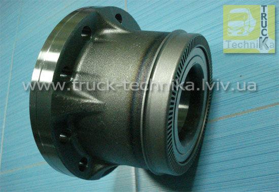 Фото - Ступица переднего колеса, блок ступица, Renault Magnum, Premium, Kerax