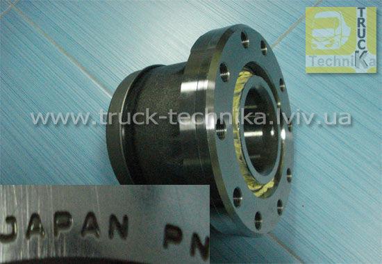 Фото 2 - Ступица переднего колеса, блок ступица, Renault Magnum, Premium, Kerax