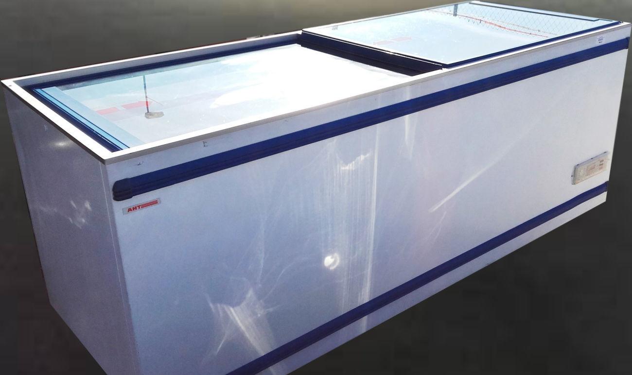 Фото - Морозильный ларь бу AHT Salzburg 210, 800 л, импорт с Европы