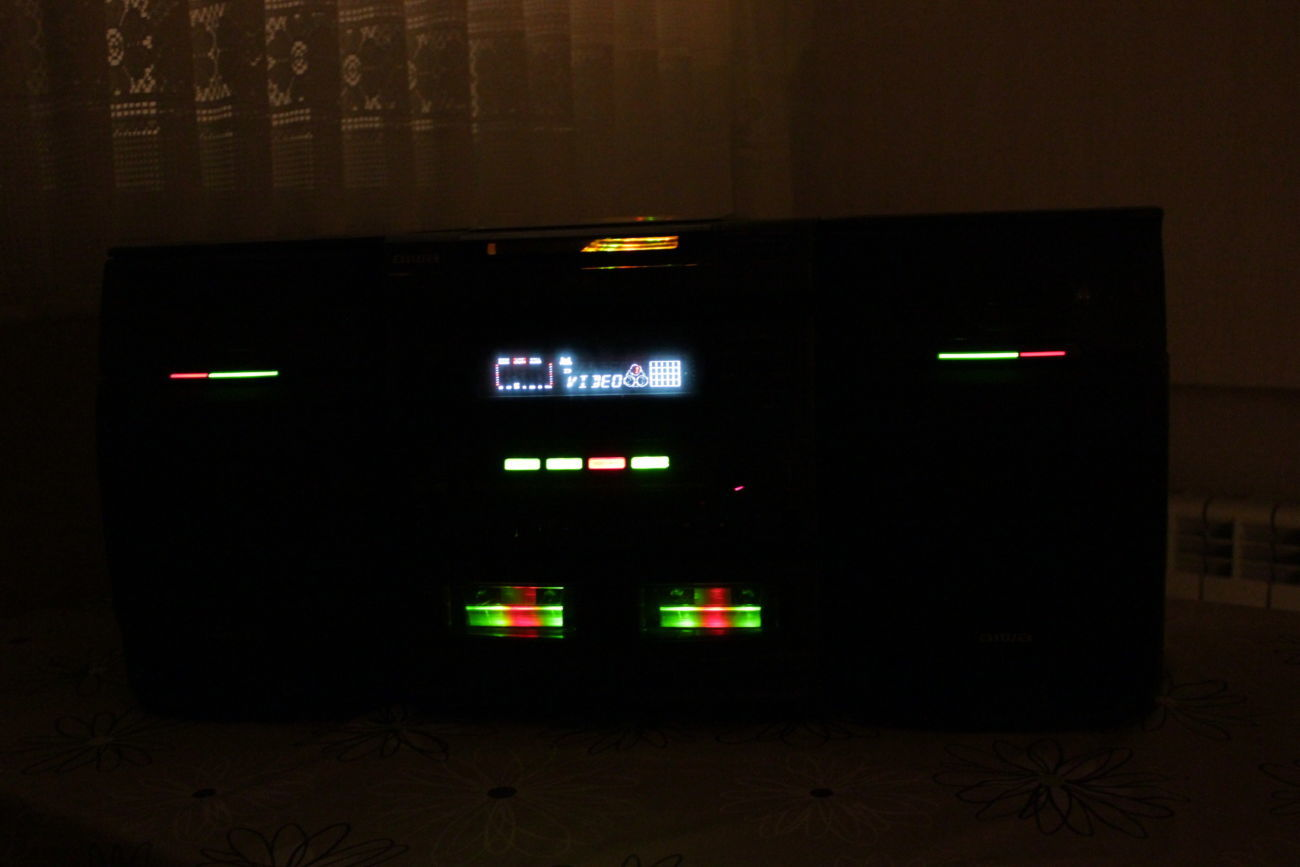Фото 7 - Продам муз.центр AIWA NSX-V50 Karaoke 3D Sound 120W AUX Made in Japan