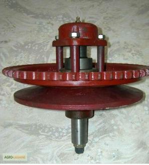 Фото - Шкив вариатора нижний СК-5М НИВА Н 065.15.000