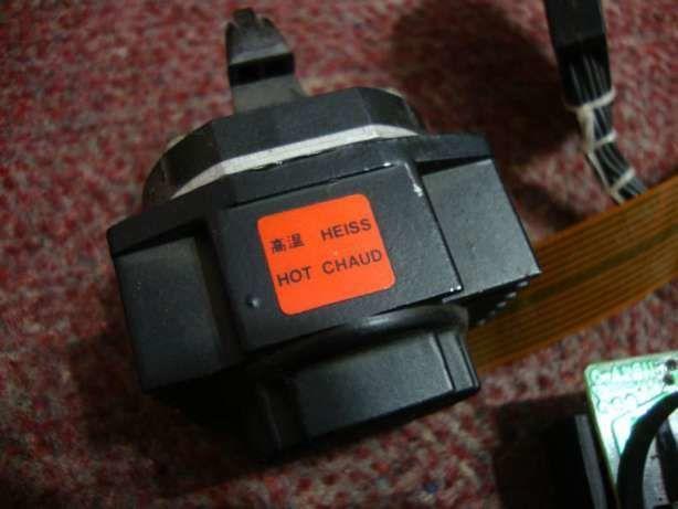 Фото 2 - головки матричного принтера