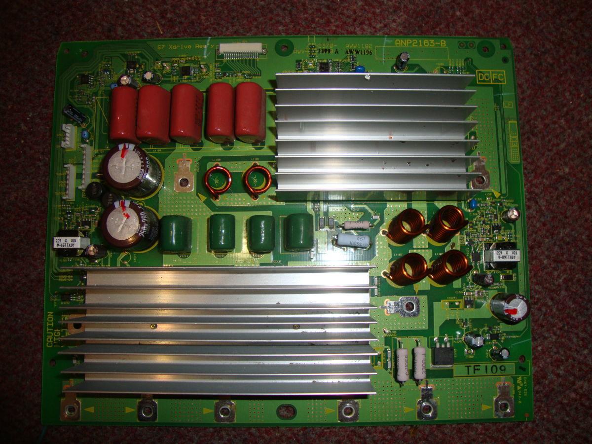 Фото - Платы для телевизора Pioneer LCD 42,LCD50 2399A AWW119 AWV2435B