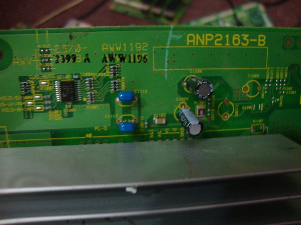 Фото 2 - Платы для телевизора Pioneer LCD 42,LCD50 2399A AWW119 AWV2435B