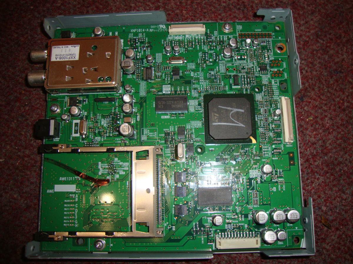 Фото 6 - Платы для телевизора Pioneer LCD 42,LCD50 2399A AWW119 AWV2435B