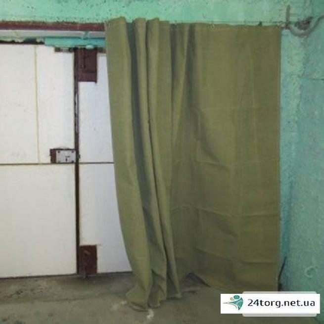 Фото - Брезентовые шторы - склад,гараж,СТО,ферма