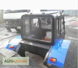 Фото - Кабина для трактора МТЗ-80 МТЗ-82