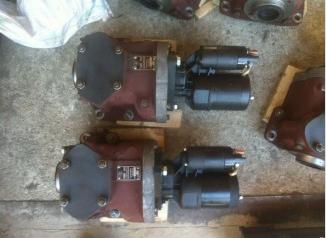 Фото - Переоборудование ПДМ-10 под стартер (с редукторным стартером)