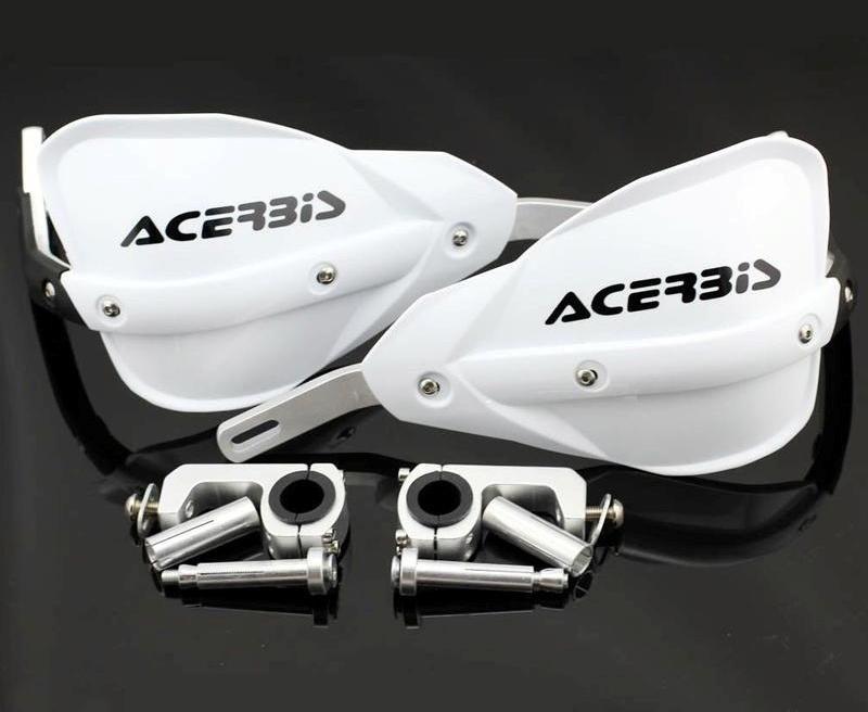 Фото 2 - Защита рук на мото Acerbis X-Strong (22-28мм)