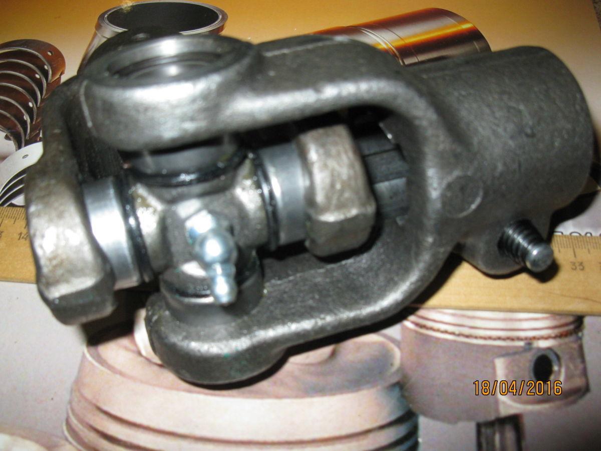 Фото 3 - Карданный шарнир (гук) для С/Х техники