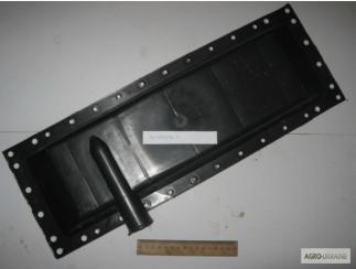 Фото - Бак радиатора нижний ЮМЗ-6 (Д-65) 36-1301070-2