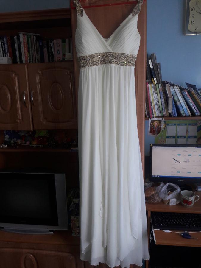 Фото 4 - Шикарне випускне плаття
