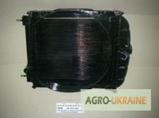 Фото - Радиатор водяного охлаждения ЮМЗ-6 с двиг. Д-65 (4-х рядный)